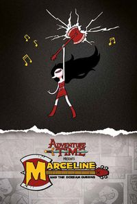 [Image for Adventure Time: Marceline & the Scream Queens MATH ED]