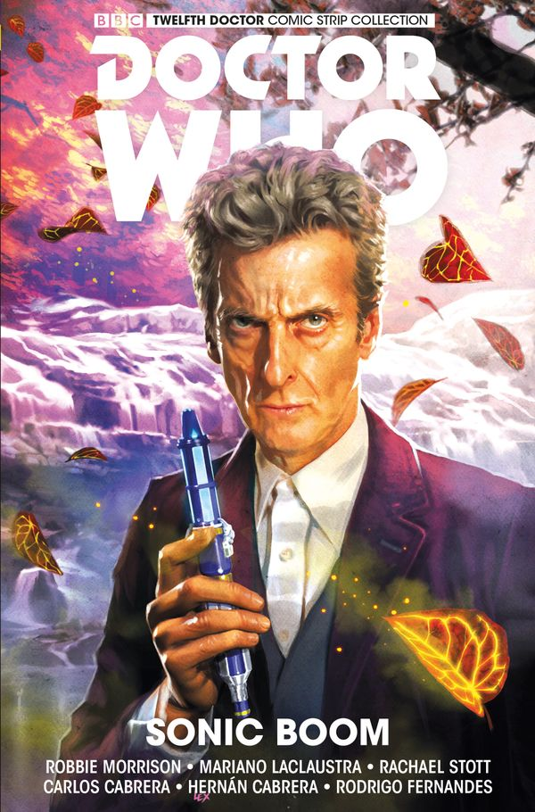 [Cover Art image for Doctor Who: The Twelfth Doctor Vol. 6: Sonic Boom]