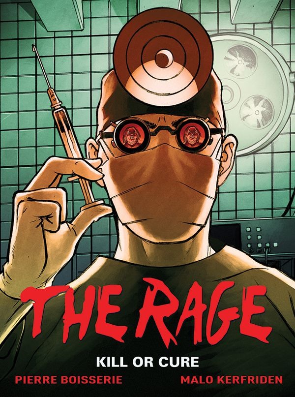 [Cover Art image for The Rage Vol. 2: Kill Or Cure]