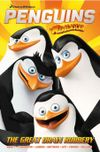[The cover image for Penguins Of Madagascar: The Great Train Robbery]