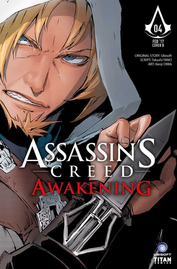 [Cover Art image for Assassin's Creed: Awakening]