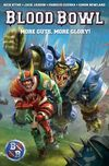 [The cover image for Warhammer: Blood Bowl]