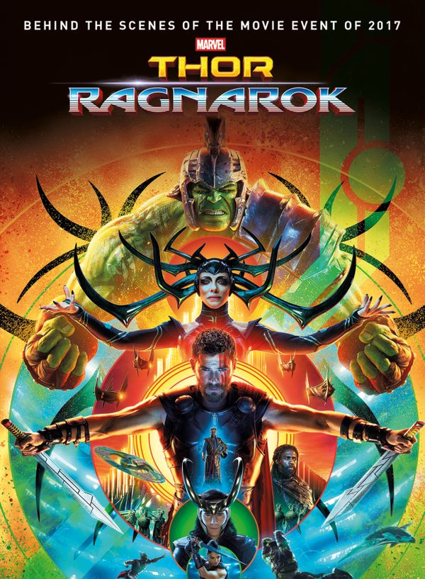 [Cover Art image for Marvel's Thor: Ragnarok The Official Movie Special]