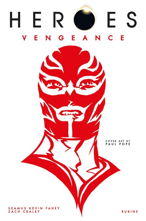 [Cover Art image for Heroes Vol. 1: Vengeance]