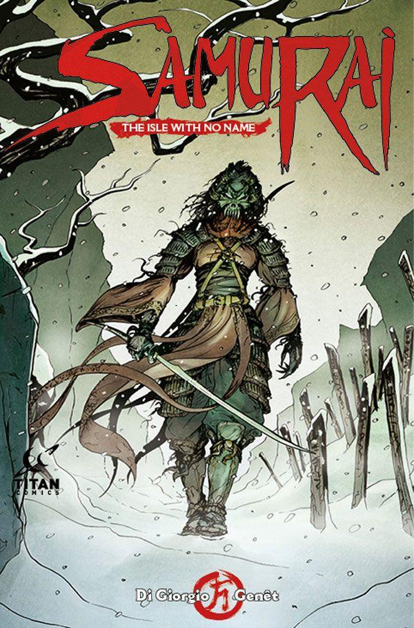 [Cover Art image for Samurai]