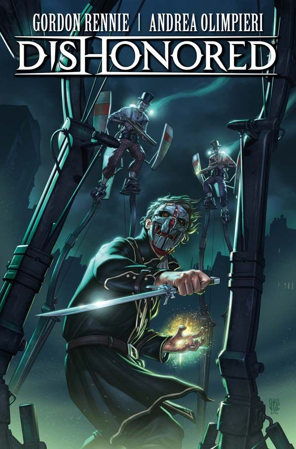[Cover Art image for Dishonored Vol. 1: The Wyrmwood Deceit]