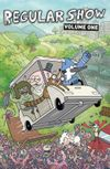 [The cover image for Regular Show Vol. 1]