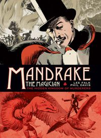 [Image for Mandrake the Magician: Sundays Vol.1: The Hidden Kingdom of Murderers]