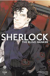 [Image for Sherlock: The Blind Banker]