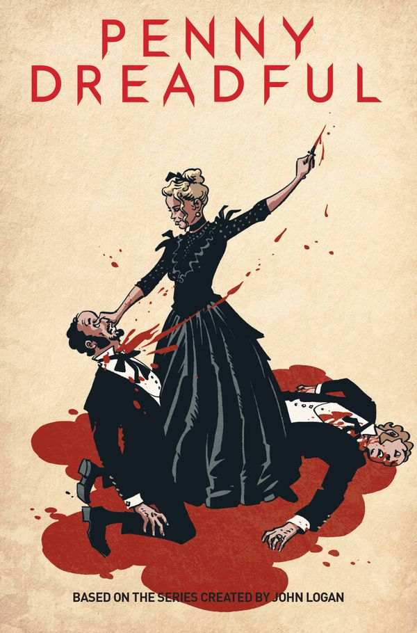 [Cover Art image for Penny Dreadful: The Beauteous Evil]