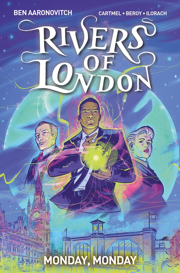[Cover Art image for Rivers Of London Vol. 9: Monday, Monday]