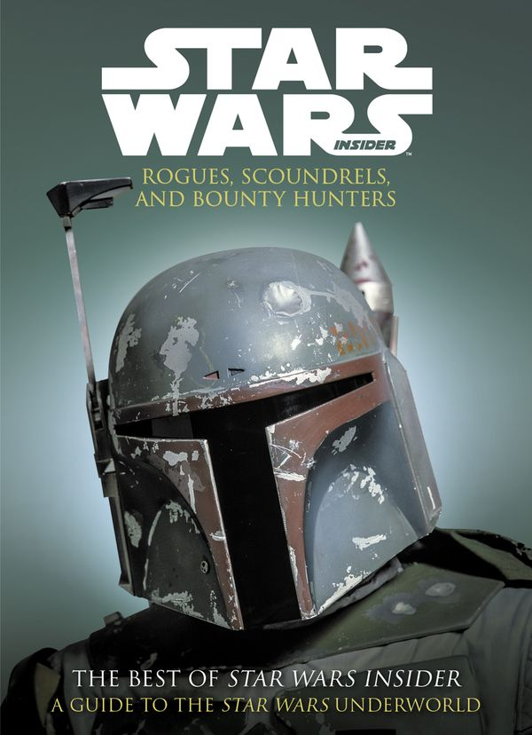 [Cover Art image for Star Wars: Rogues, Scoundrels & Bounty Hunters]