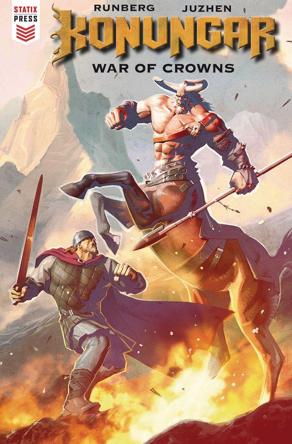 [Cover Art image for Konungar: War of Crowns]