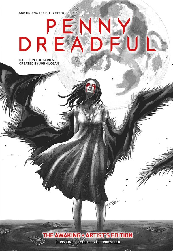 [Cover Art image for Penny Dreadful Vol. 1: The Awaking Artist's Edition]