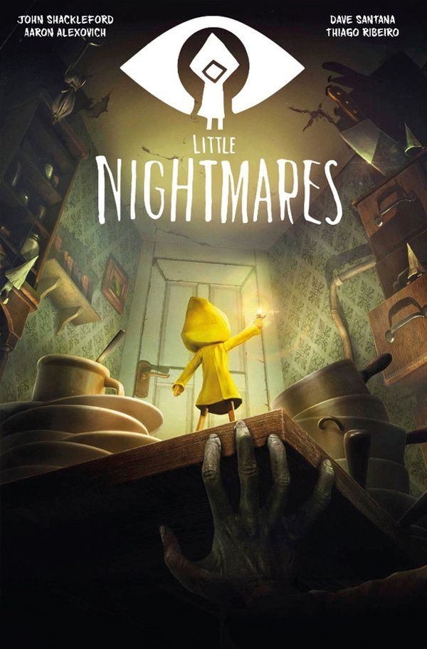 [Cover Art image for Little Nightmares]