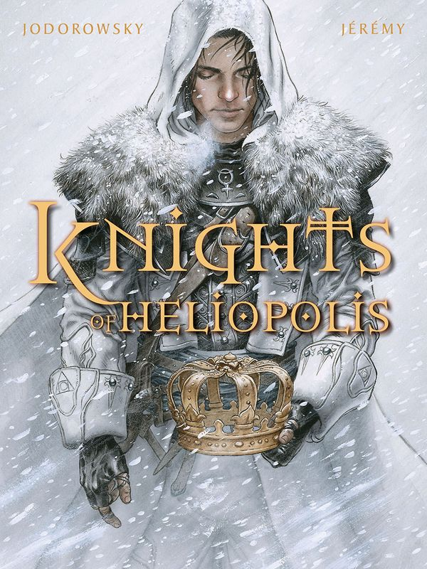 [Cover Art image for Knights of Heliopolis]