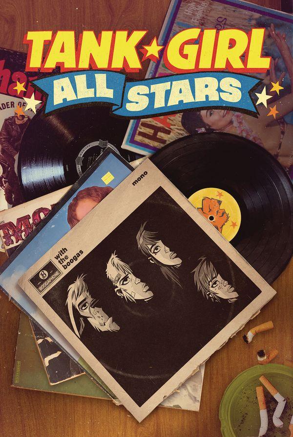 [Cover Art image for Tank Girl: All Stars]