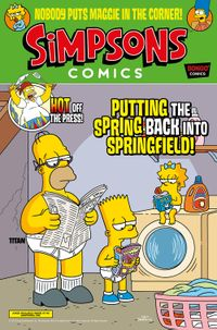 [Image for Simpsons Comics #37]
