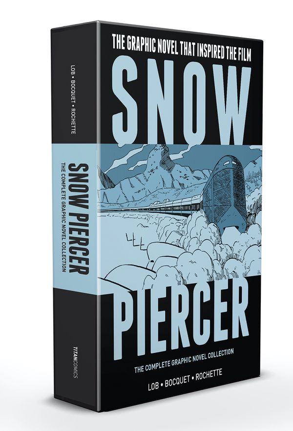 [Cover Art image for Snowpiercer 1-3 Boxed Set]