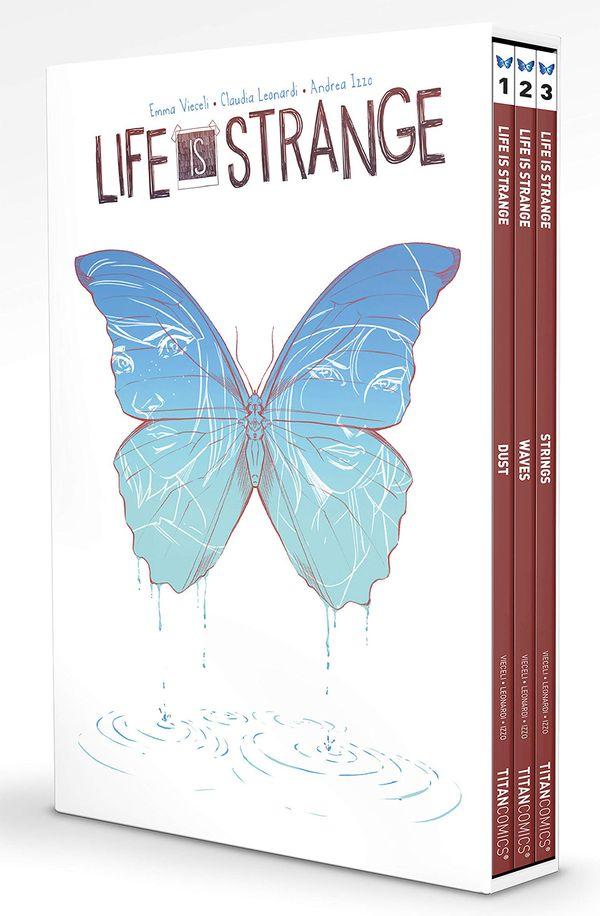 [Cover Art image for Life is Strange: 1-3 Boxed Set]