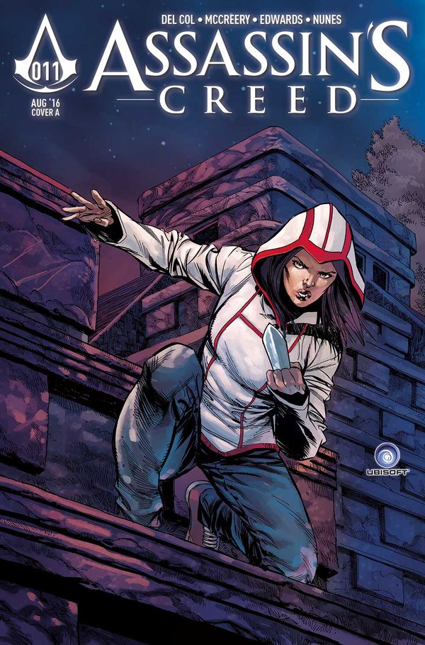 [Cover Art image for Assassin's Creed: Assassins]