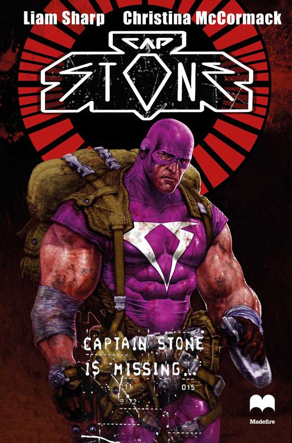 [Cover Art image for Cap Stone]
