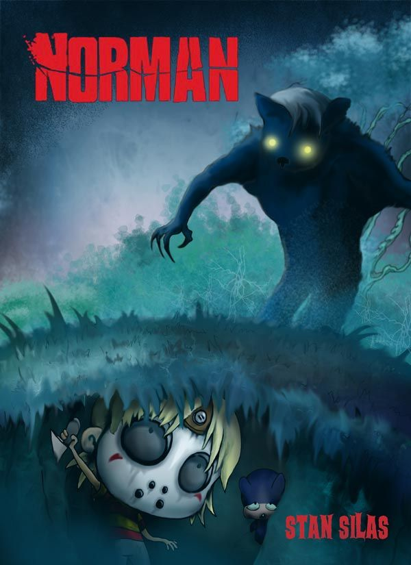 [Cover Art image for Norman]