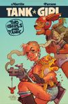[The cover image for Tank Girl: Two Girls One Tank]