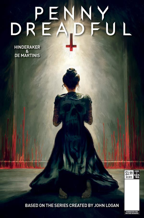 [Cover Art image for Penny Dreadful]