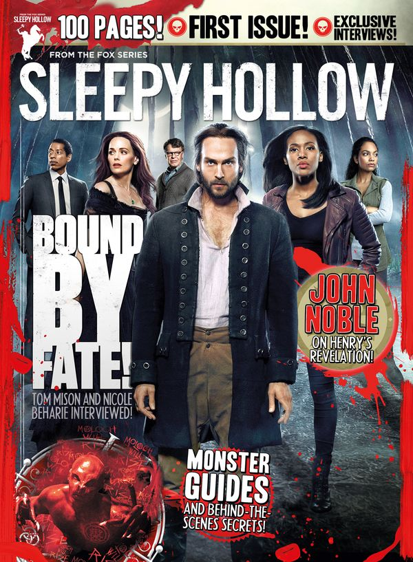 [Cover Art image for Sleepy Hollow]