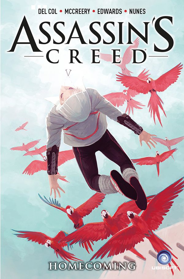 [Cover Art image for Assassin's Creed Vol. 3: Homecoming]