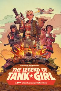 [Image for The Legend of Tank Girl]