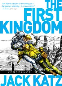 [Image for The First Kingdom: Vengeance!]