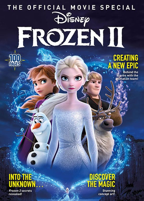 [Cover Art image for Disney's Frozen 2: The Official Movie Special]