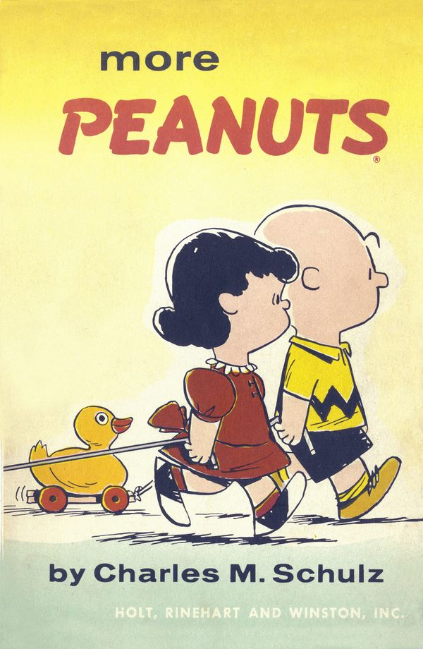 [Cover Art image for Peanuts: More Peanuts]