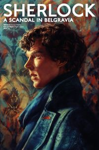 [The main image for Sherlock: A Scandal in Belgravia]