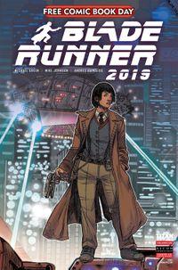[Image for Blade Runner 2019 FCBD 2020]