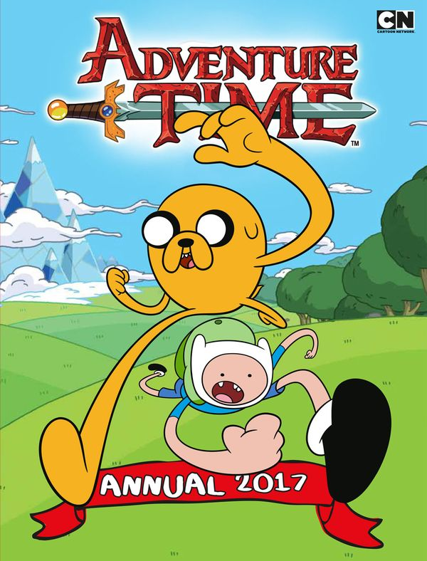 [Cover Art image for Adventure Time: 2017 Annual]