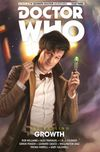 [The cover image for Doctor Who: The Eleventh Doctor: The Sapling Vol. 1: Growth]