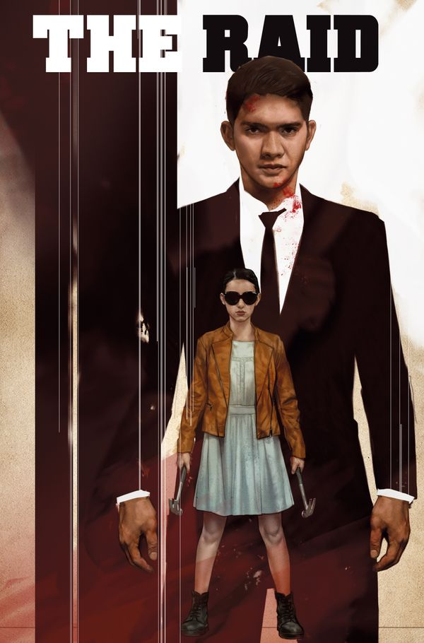 [Cover Art image for The Raid]