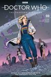 [The cover image for Doctor Who: The Thirteenth Doctor]