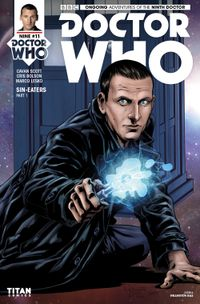 [Image for Doctor Who: Ninth Doctor]