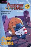 [The cover image for Adventure Time: Candy Capers]