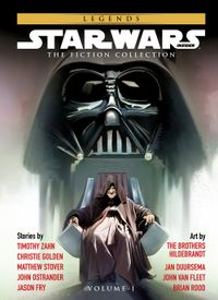 [Image for Star Wars Insider: Fiction Collection Vol. 1]