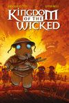 [The cover image for Kingdom Of The Wicked]