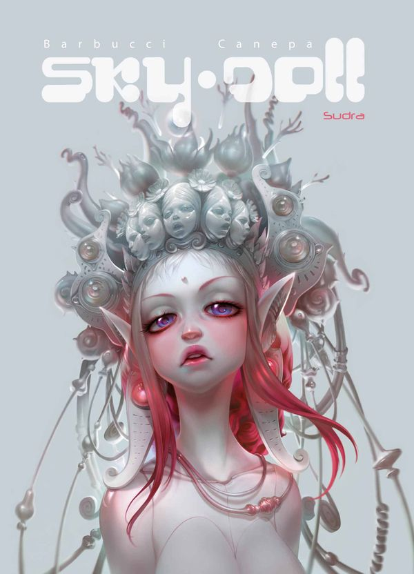 [Cover Art image for Sky Doll: Sudra Collection]