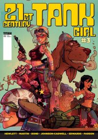 [Image for Tank Girl : 21st Century Tank Girl]
