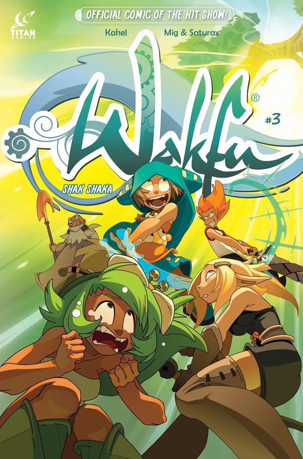 [Cover Art image for Wakfu: Shak Shaka]