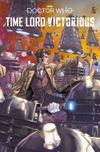 [The cover image for Doctor Who Time Lord Victorious]