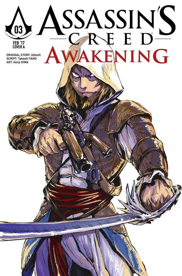 [Cover Art image for Assassin's Creed: Awakening]